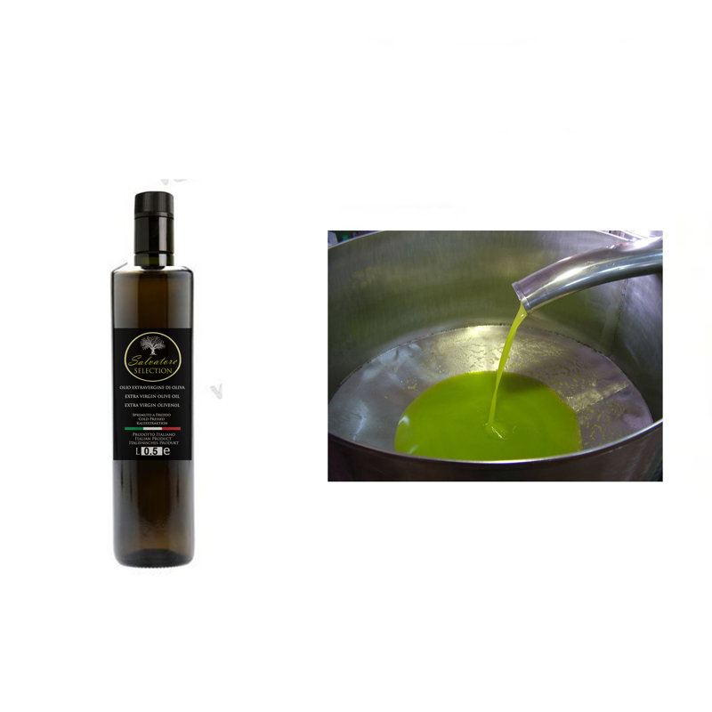 100ml - Olio EVO Salvatore Selection
