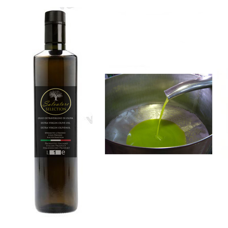 1 Liter - Olio EVO Salvatore Selection