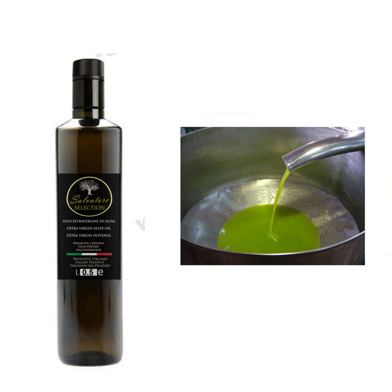 500 ml - Olio EVO Salvatore Selection